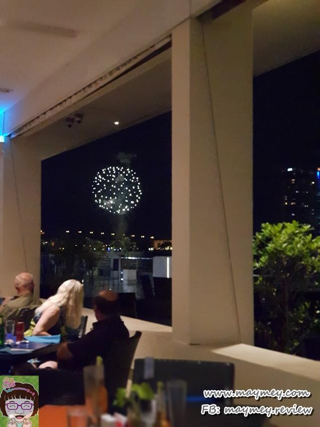 ฟินสุดกับอินเตอร์บุฟเฟ่ต์ ในบรรยากาศริมแม่น้ำเจ้าพระยา ที่ The Terrace โรงแรมแม่น้ำรามาดาพลาซ่า