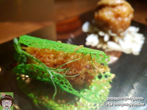 ร้านอาหาร-R-HAAN-มิชลิน1ดาว