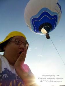 ขึ้นบอลลูน ขมความสวยงามแบบ 360 องศาของสิงห์ปาร์ค