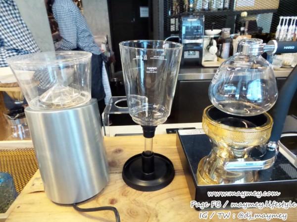 การชงกาแฟแบบ Syphon-EATDUSTRY